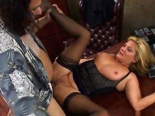 Exotic Adult Movie Star Ginger Lynn In Best Matures, Underwear Orgy Clip