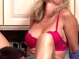Horny Son-in-law Is Out Of Manage