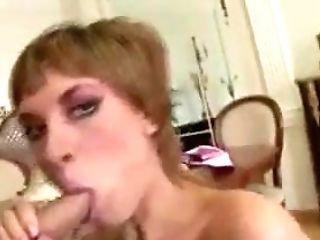 Anal Invasion Cougar With Youthful Beef Whistle