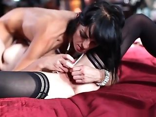Crazy Adult Clip Sapphic Attempt To Observe For Only For You