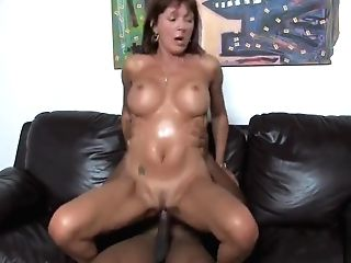 Matures Cockslut Makes Two Black Boys Fuck Her Old Whore Cooter