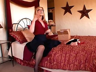 Crazy Pornographic Star Nina Hartley In Incredible Internal Ejaculation, Matures Adult Clip