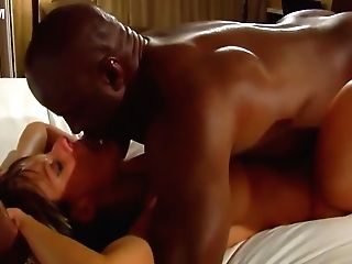 Members Wifey Marylou First-ever Big Black Cock
