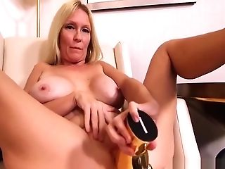 Amazing Mom Adria Gets Boned Well Her Friend