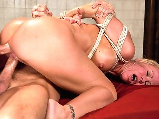 Bill Bailey  Michael Vegas  Simone Sonay In Dominant Security Guards Fuck Sexy Mummy In The Armory - Sexandsubmission