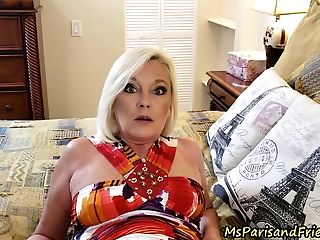 Ms Paris And Her Taboo Tales-tasty Supper