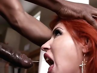 The Best Black Shlong A Redheaded Mummy Could Suck