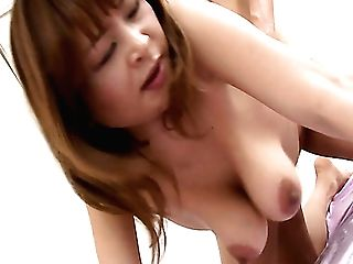 Saggy Tittied Asian Mummy Hikaru Wakabayashi Is Rear End Fucked By Horny Neighbor