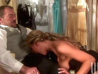Majestic Cougar Charisma Cappelli Fellates And Rails Matures Man