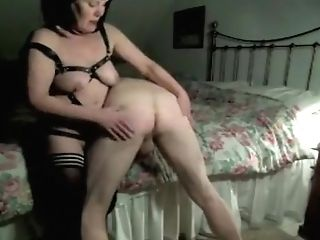 Incredible Homemade Euro, Spanking Intercourse Clip