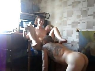 Matures Duo Hot Fuck On Camera