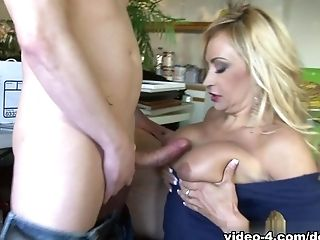 Amazing Adult Movie Star Claudia Valentine In Incredible Big Tits, Facial Cumshot Xxx Scene