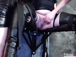 Frenzybdsm Three Matures Mild Tying And Romp Playthings